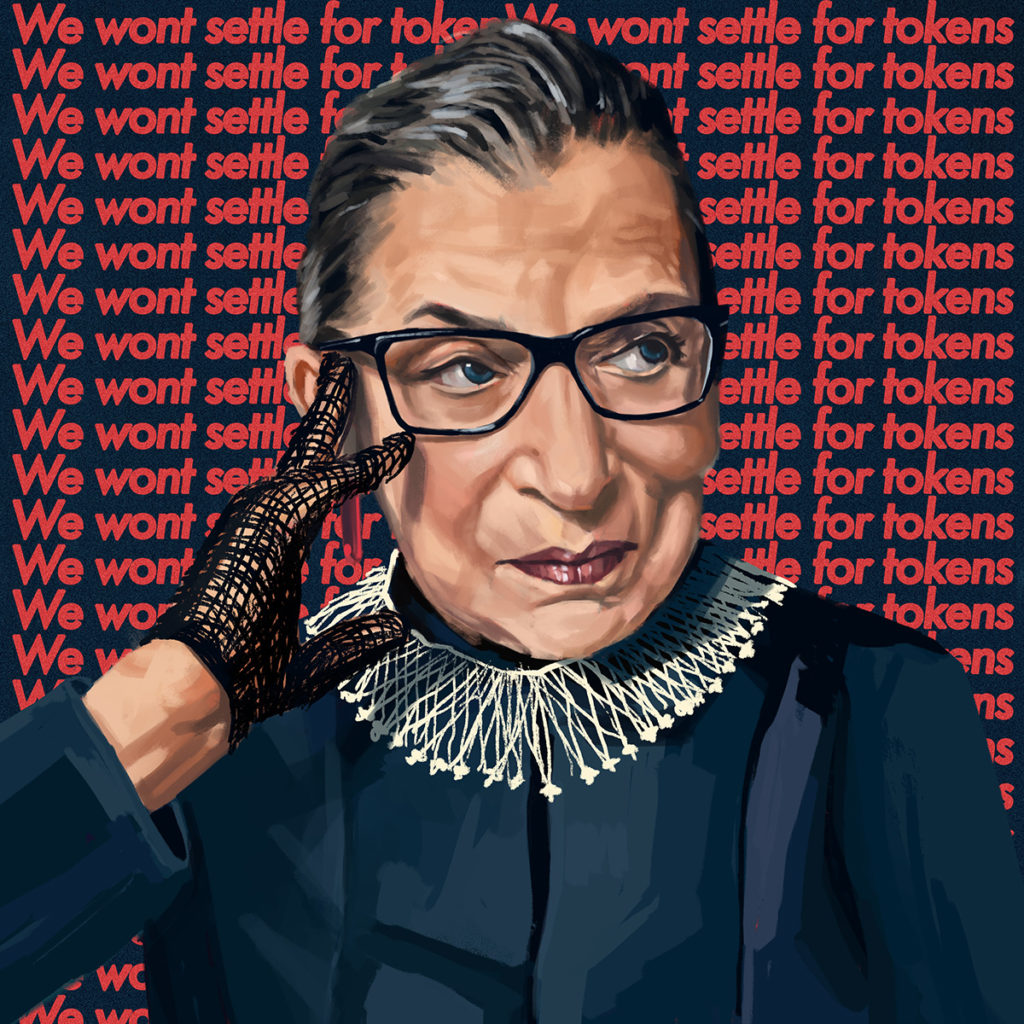 "Ruth Bader Ginsburg knew the importance of studying the competition, knowing her audience, and using the law to build air-tight strategies to advance who ""we the people"" stands for. Had we followed her foundationally sound approach in Roe v. Wade, reproductive rights wouldn't be vulnerable to reversal today."